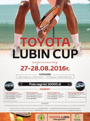 TOYOTA LUBIN CUP